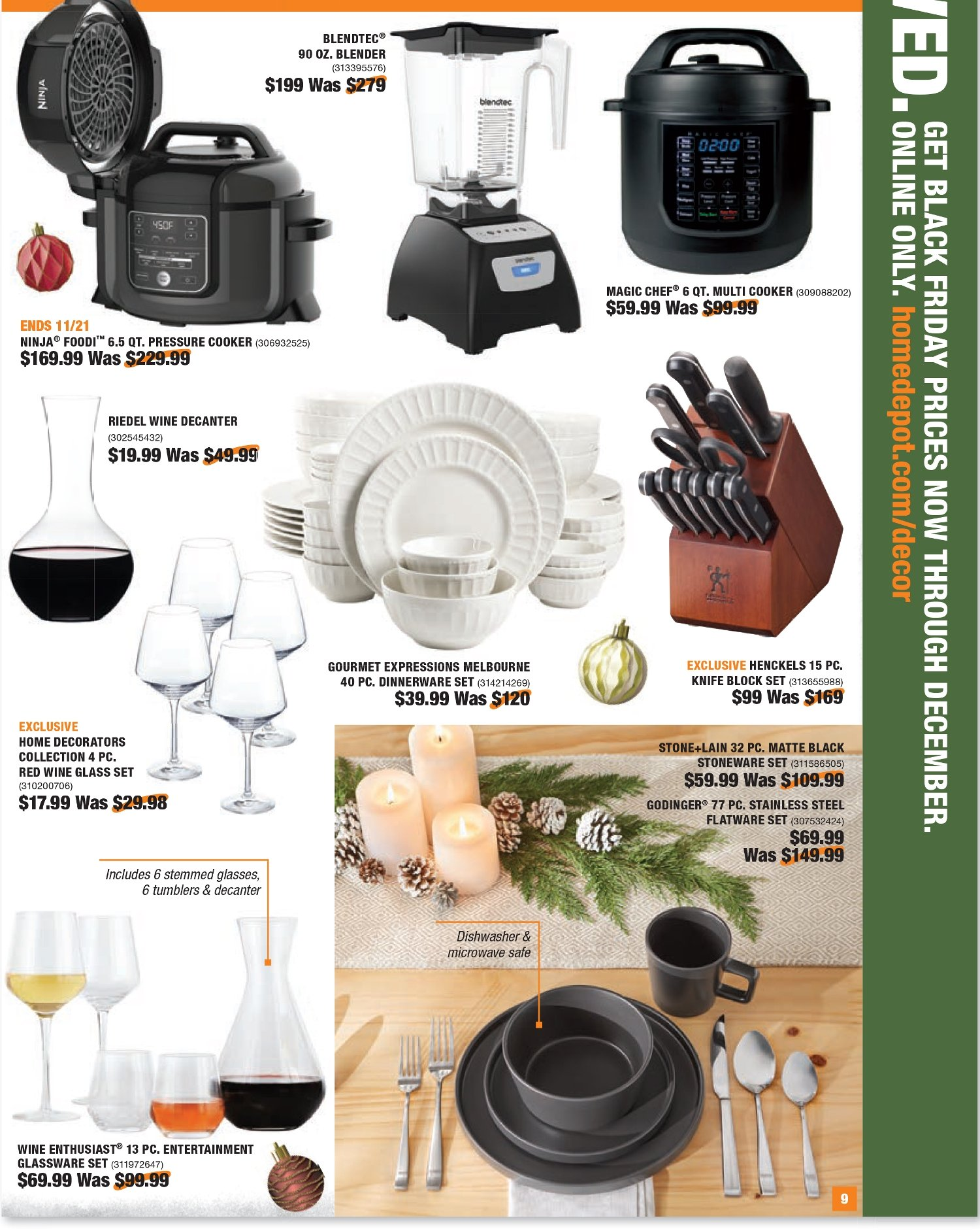Home Depot Black Friday 2020 Page 18