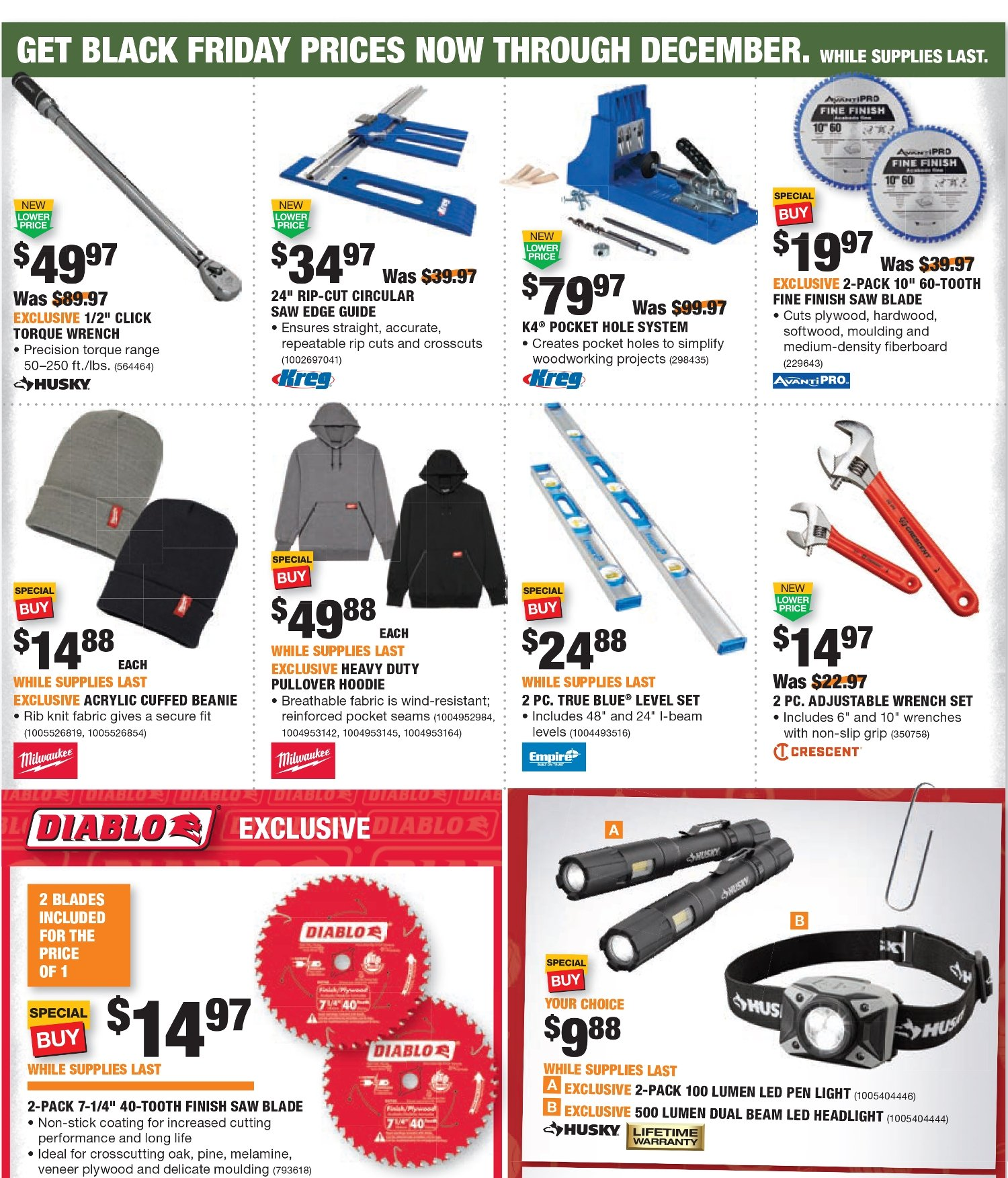 Home Depot Black Friday 2020 Page 25