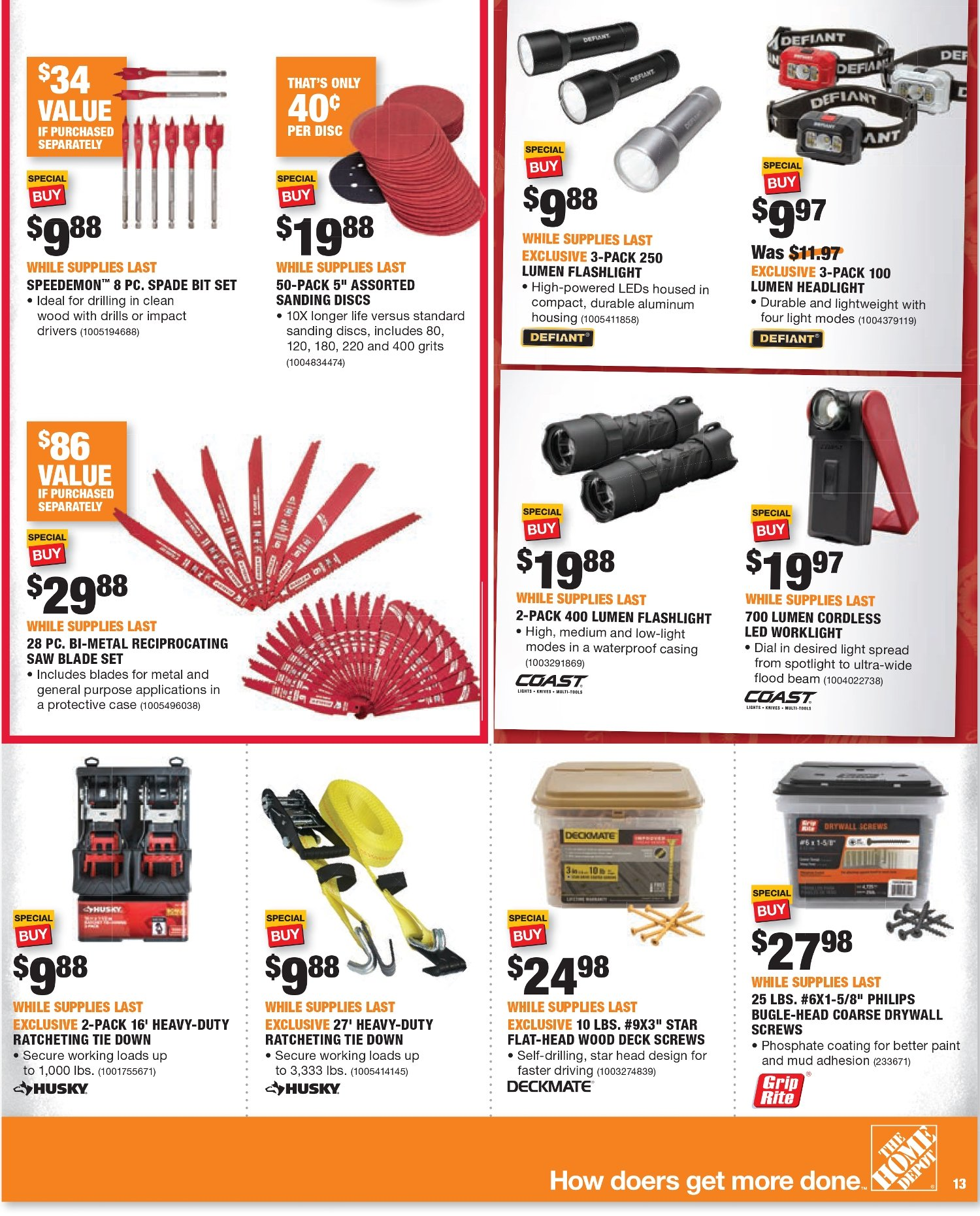 Home Depot Black Friday 2020 Page 26