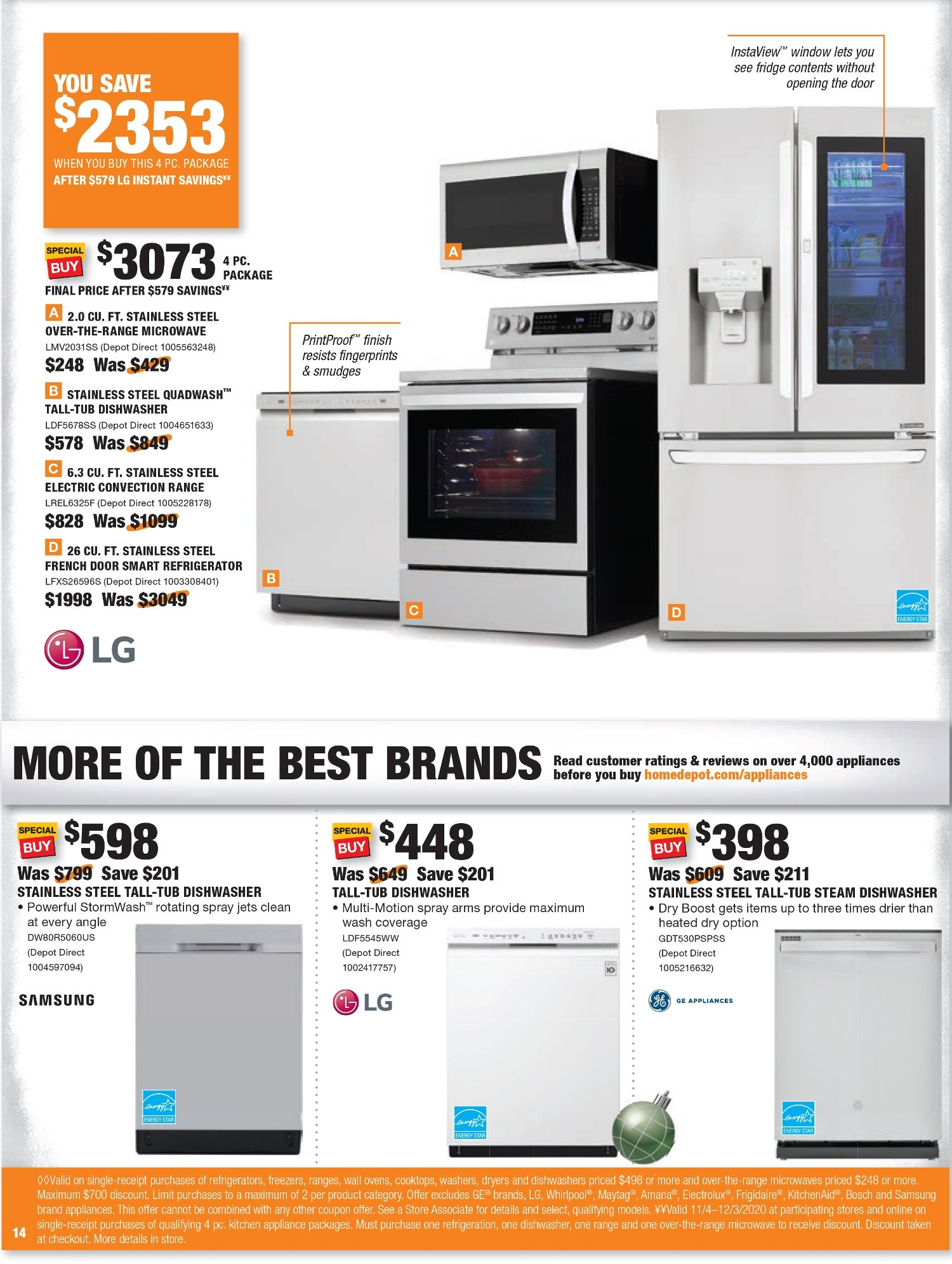 Home Depot Black Friday 2020 Page 28