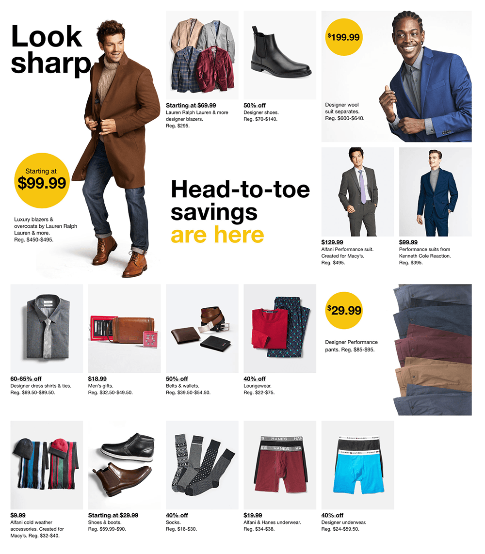 Macy's Black Friday 2020 Page 14