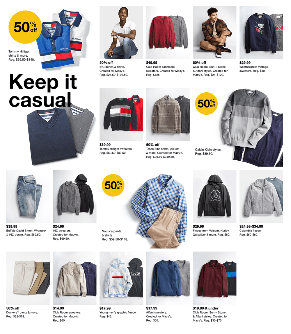 Macy's Black Friday 2020 Page 15