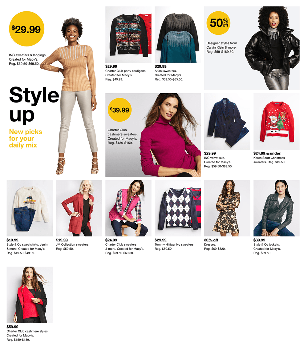 Macy's Black Friday 2020 Page 16