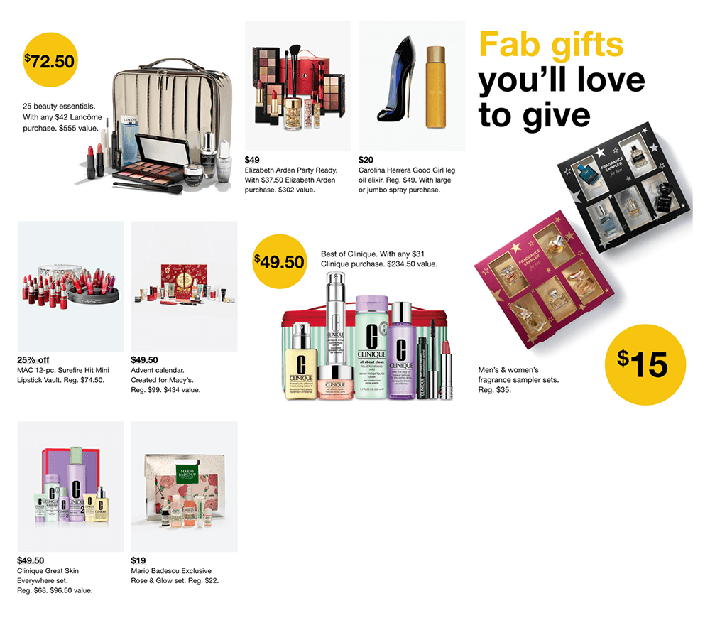 Macy's Black Friday 2020 Page 26