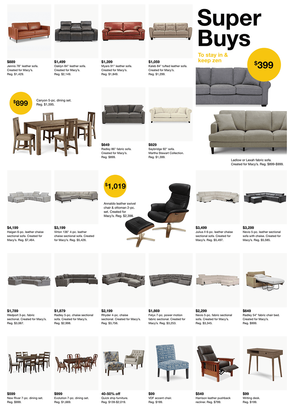 Macy's Black Friday 2020 Page 28