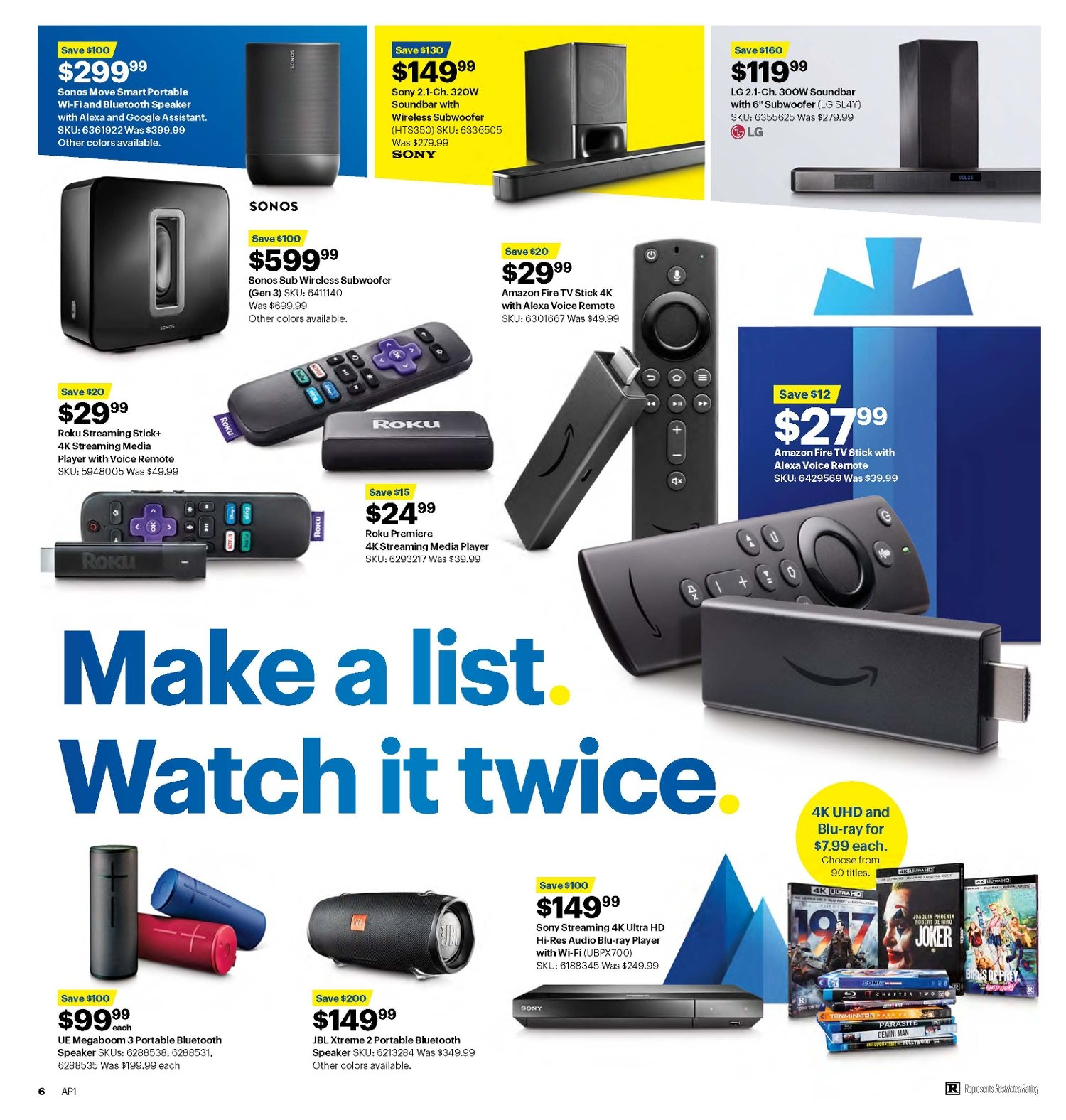Best Buy Black Friday 2020 Page 8