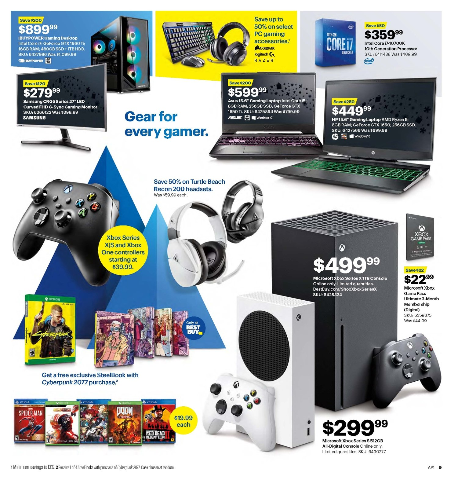 Best Buy Black Friday 2020 Page 11