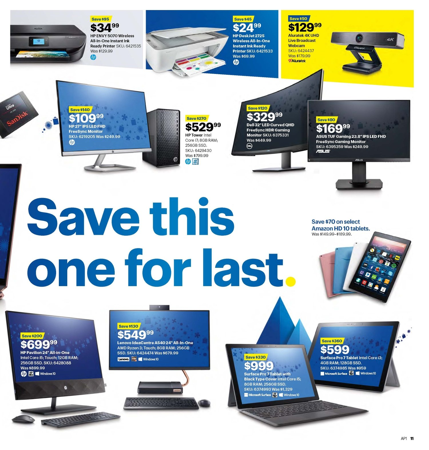 Best Buy Black Friday 2020 Page 13
