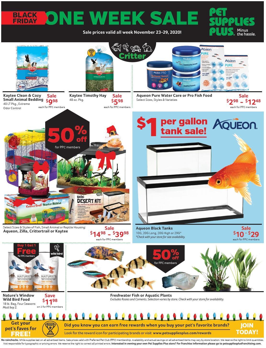 Pet Supplies Plus Black Friday 2020 Page 6