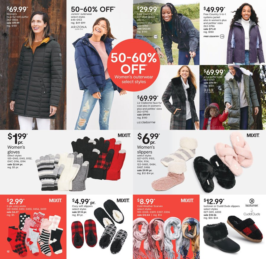JCPenney Black Friday 2020 Page 12