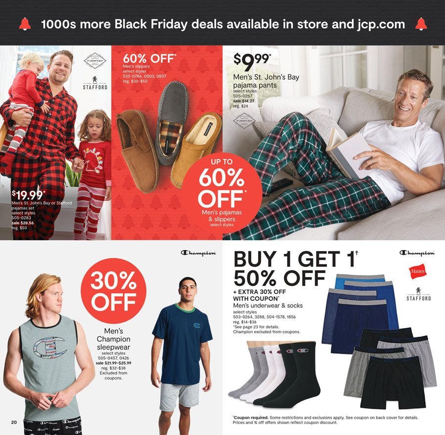 JCPenney Black Friday 2020 Page 20