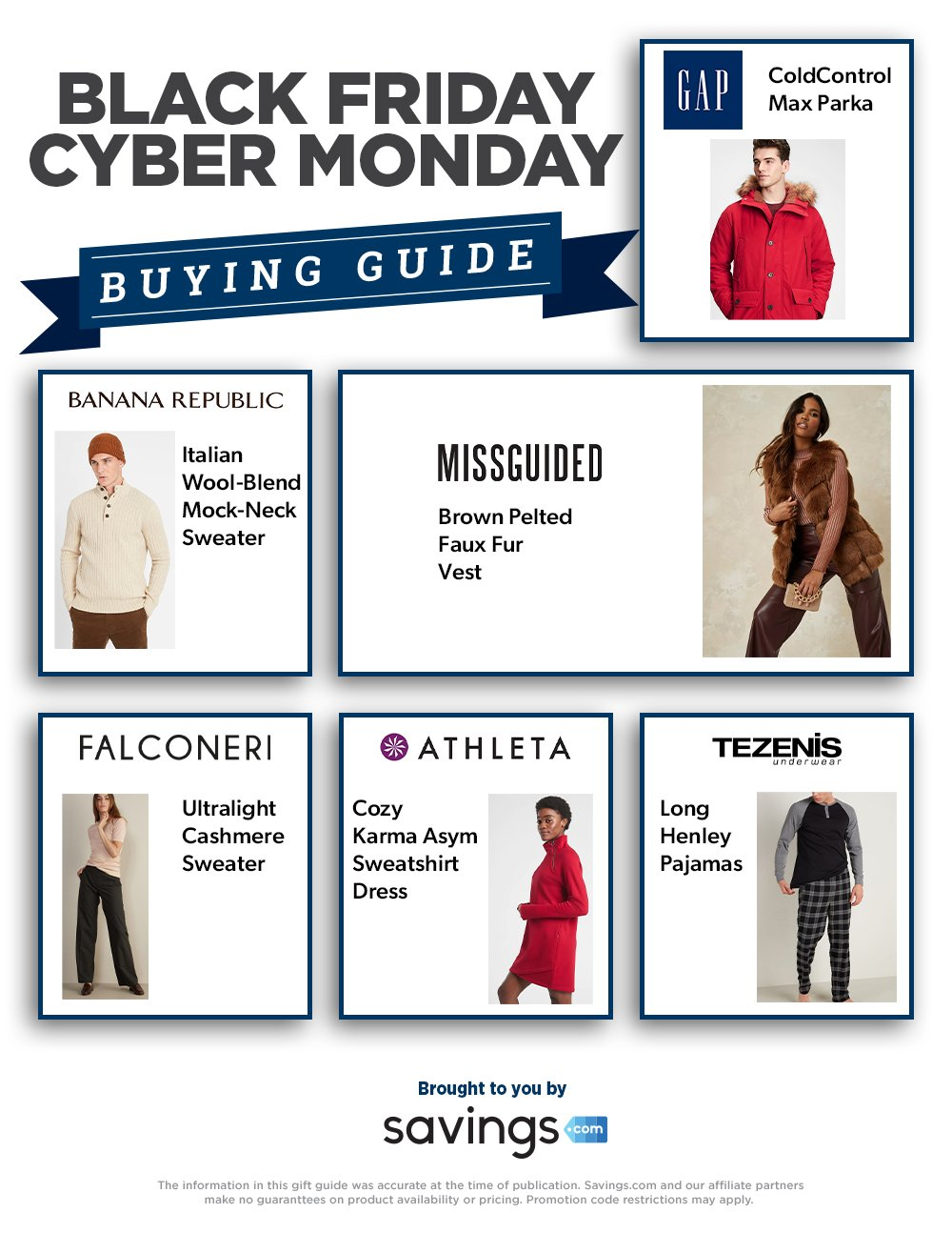 Black Friday and Cyber Monday Buying Guide 2020 Page 2