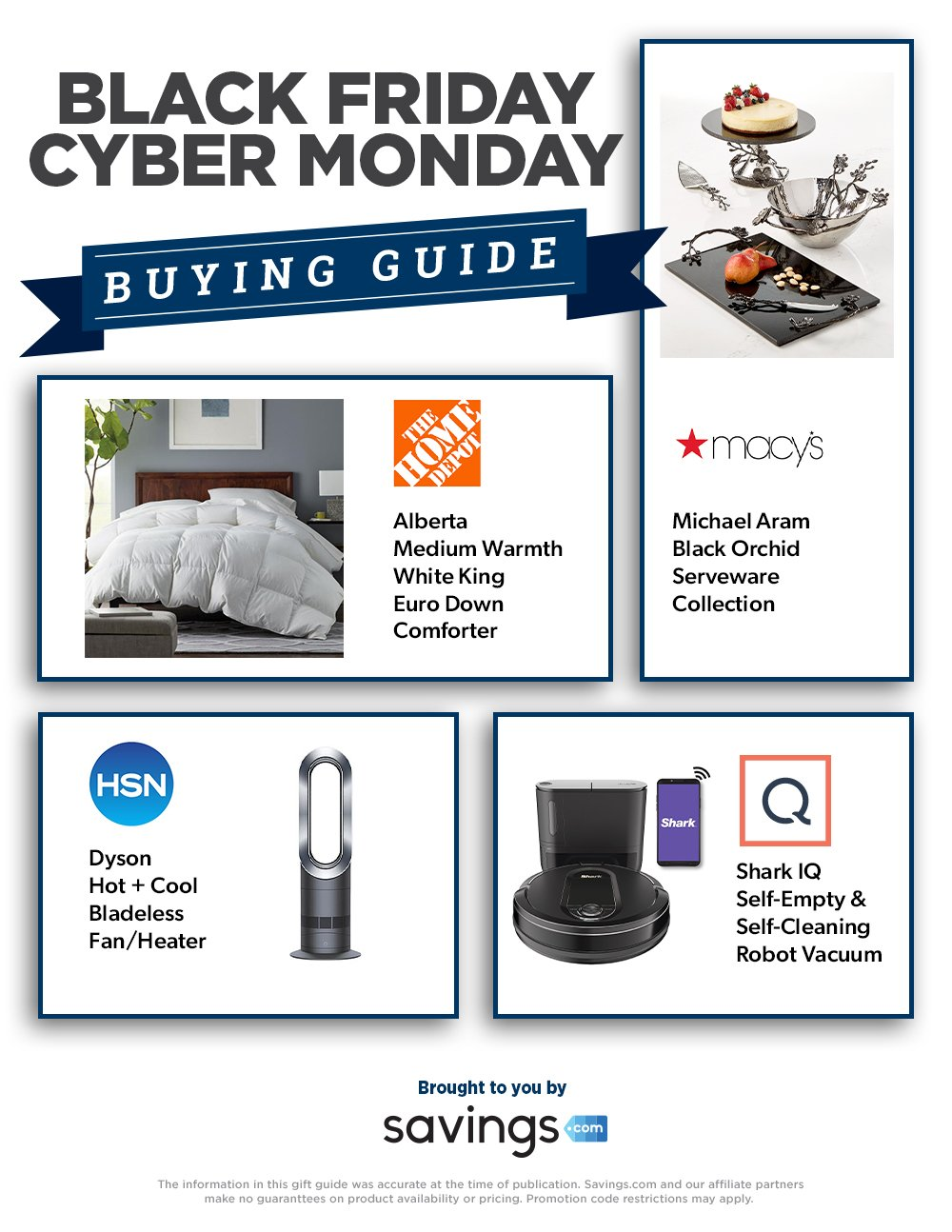 Black Friday and Cyber Monday Buying Guide 2020 Page 9