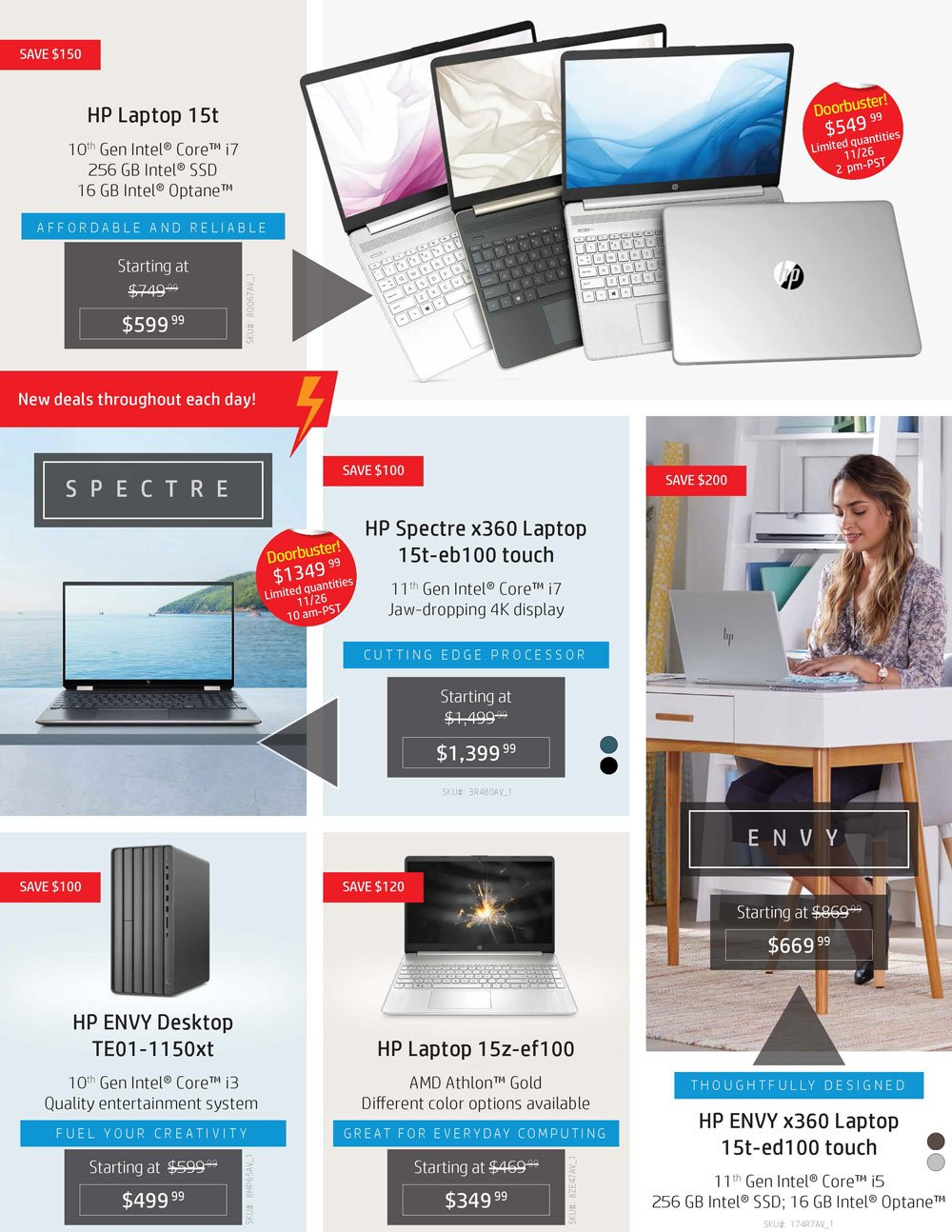 HP Black Friday 2020 Page 3