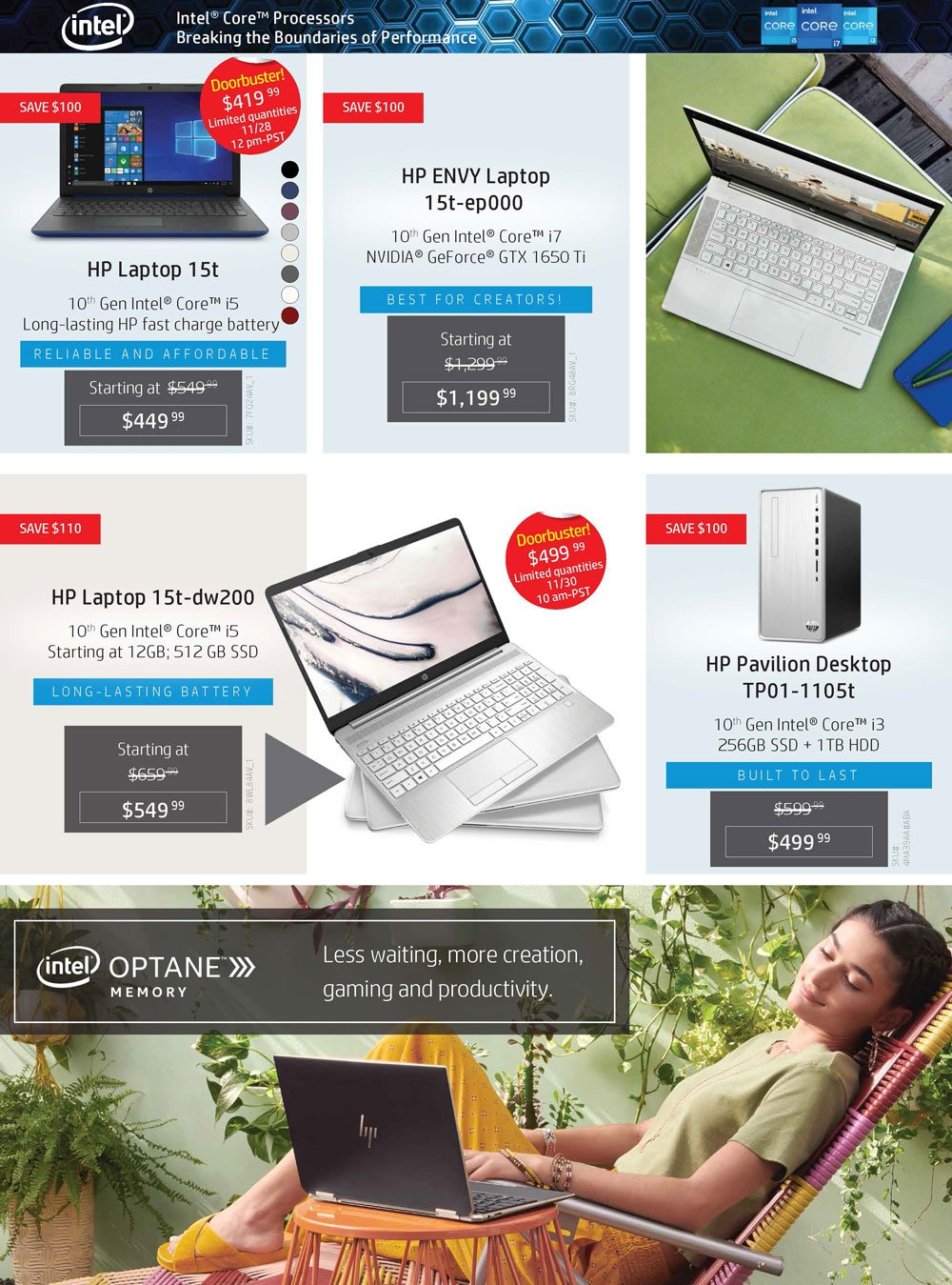 HP Black Friday 2020 Page 5