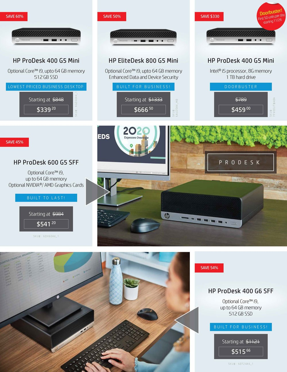 HP Black Friday 2020 Page 27