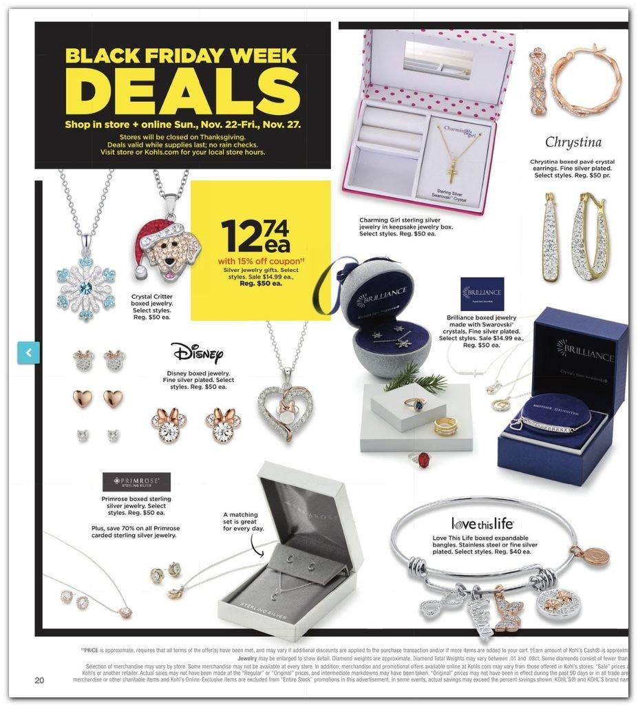 Kohl's Black Friday Super Deals 2020 Page 20