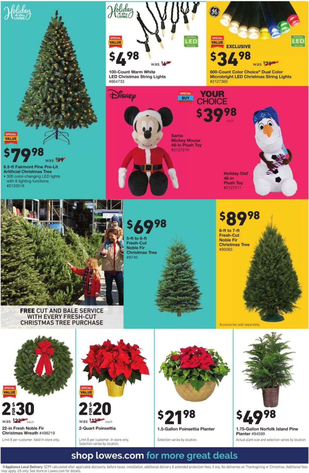 Lowe's Black Friday and Cyber Monday 2020 Page 8