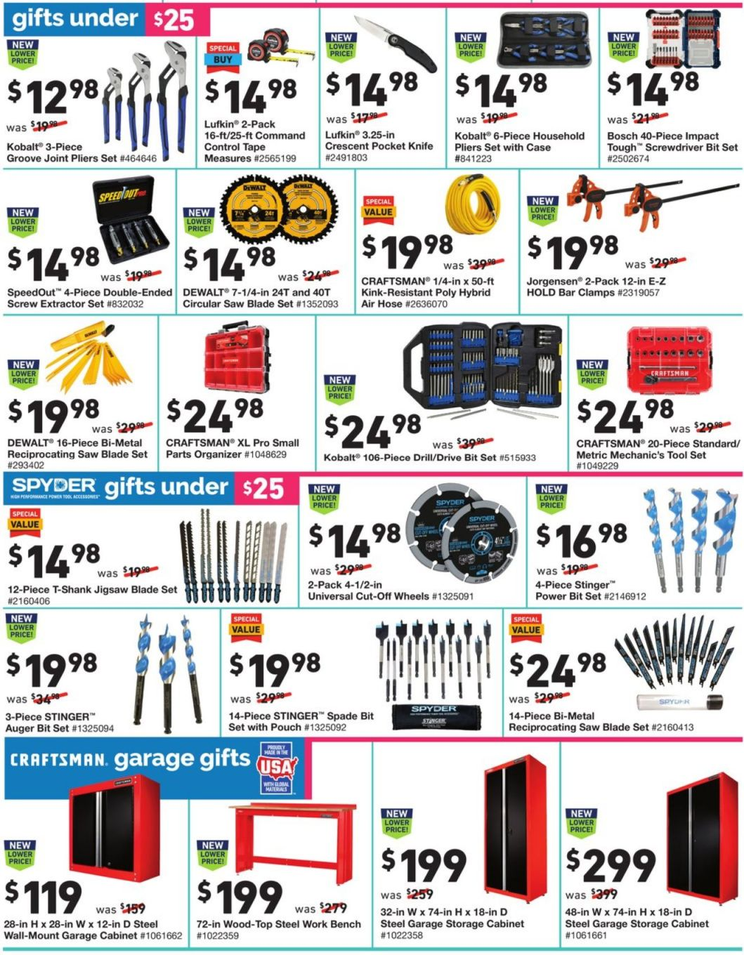 Lowe's Black Friday and Cyber Monday 2020 Page 16