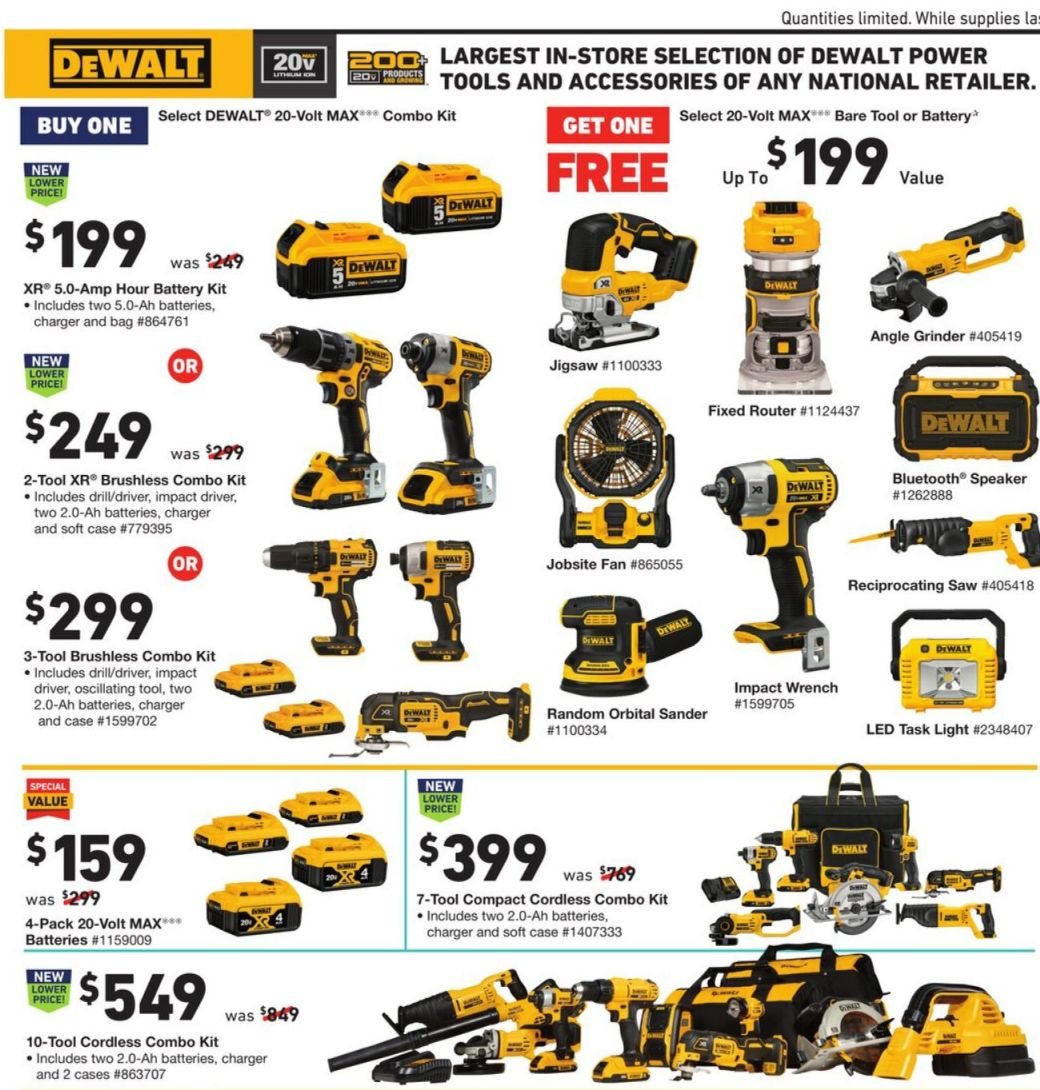 Lowe's Black Friday and Cyber Monday 2020 Page 19