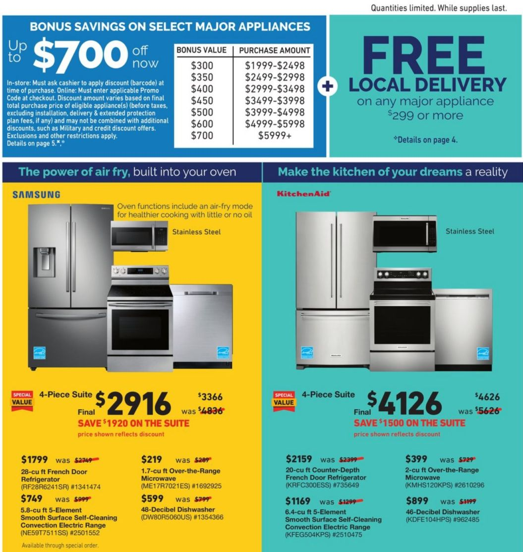 Lowe's Black Friday and Cyber Monday 2020 Page 23