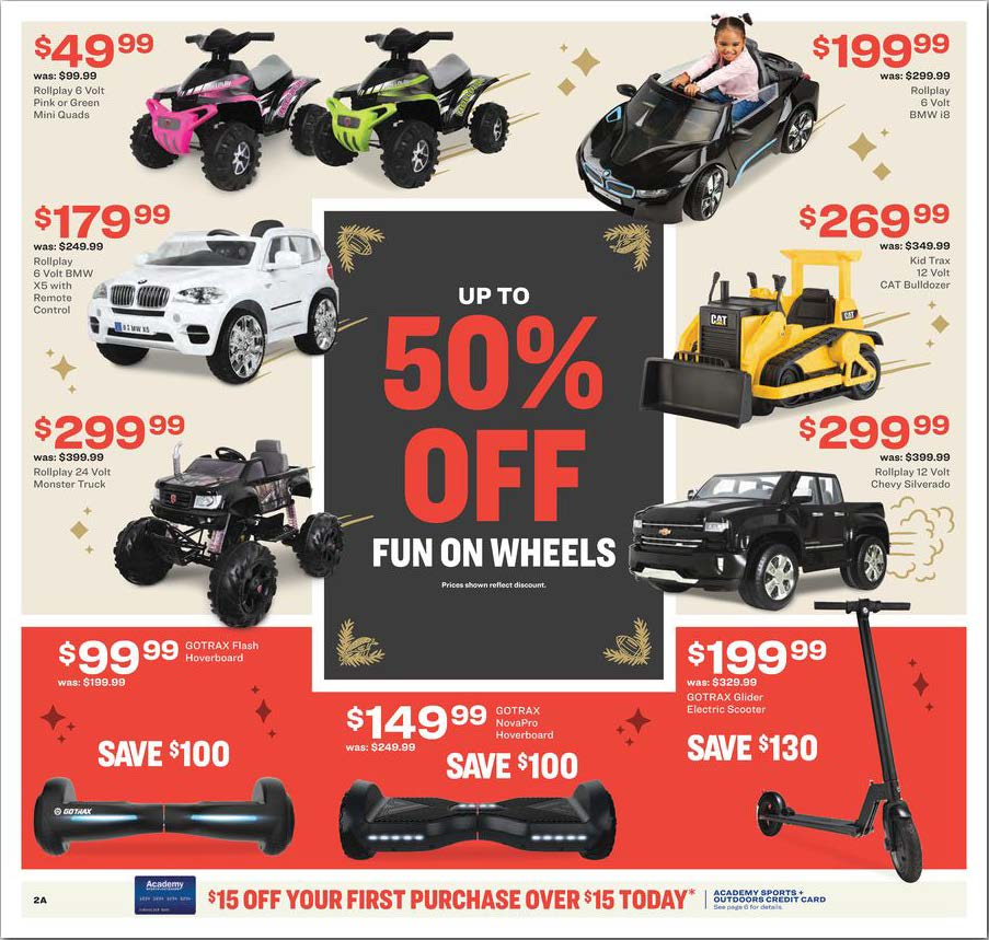 Academy Sports & Outdoors Black Friday 2020 Page 2