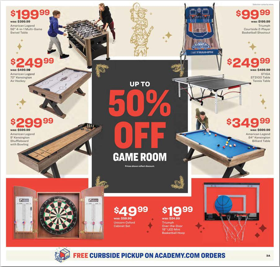 Academy Sports & Outdoors Black Friday 2020 Page 3
