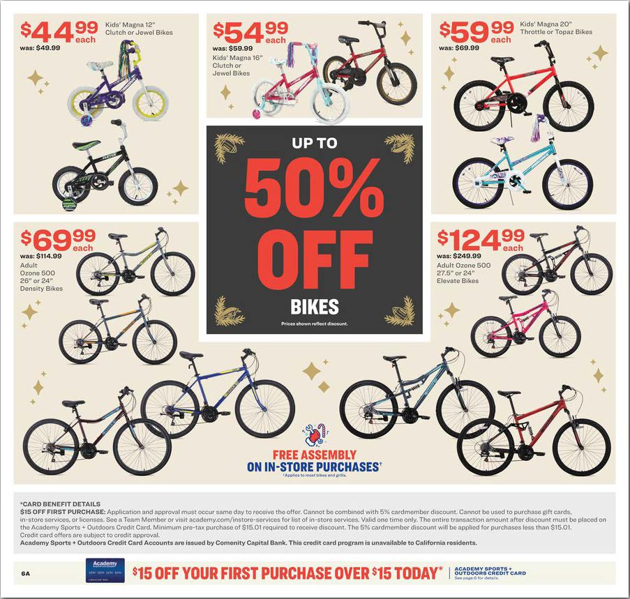 Academy Sports & Outdoors Black Friday 2020 Page 6