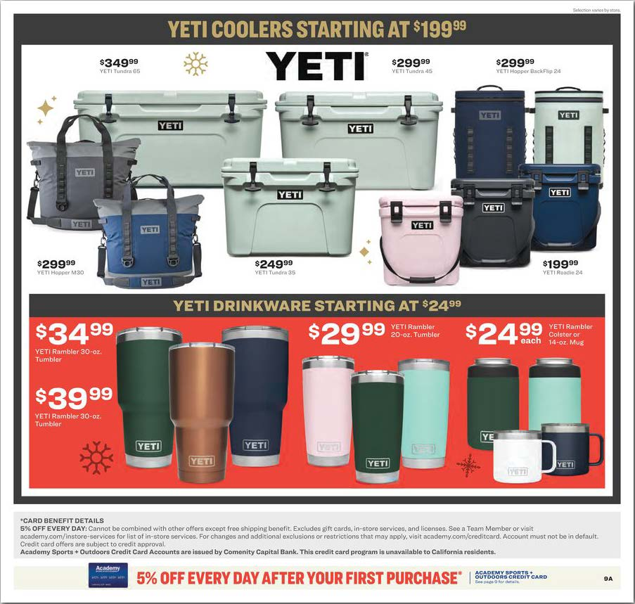 Academy Sports & Outdoors Black Friday 2020 Page 9