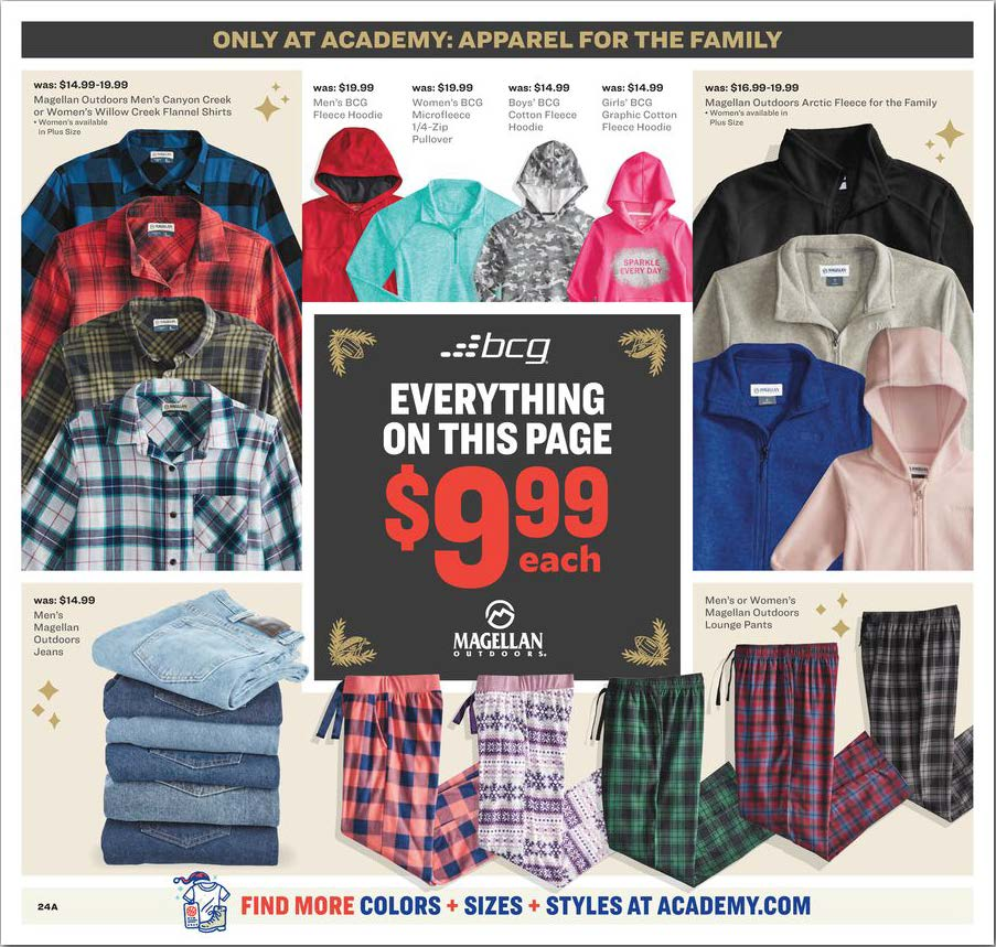 Academy Sports & Outdoors Black Friday 2020 Page 24