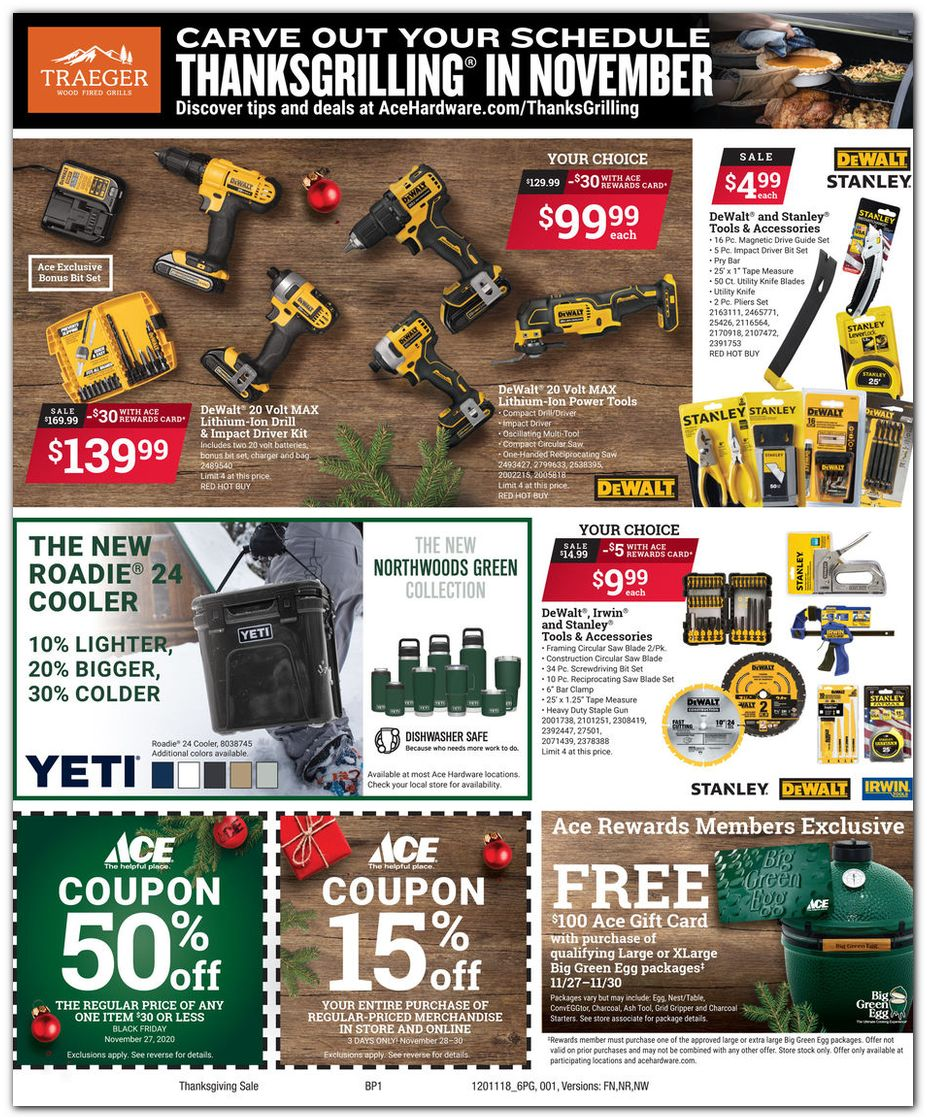 Ace Hardware Black Friday 2020 Page 2