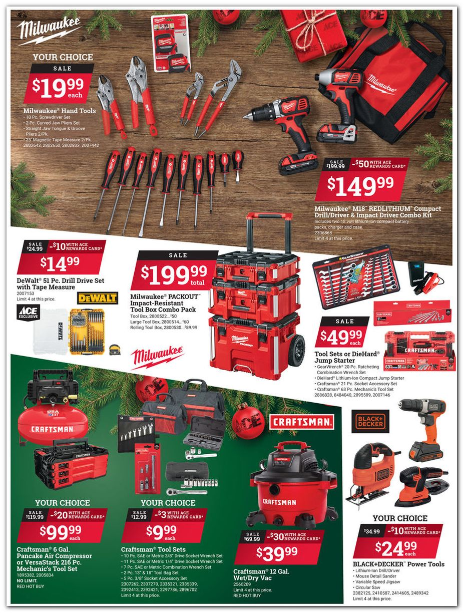 Ace Hardware Black Friday 2020 Page 5