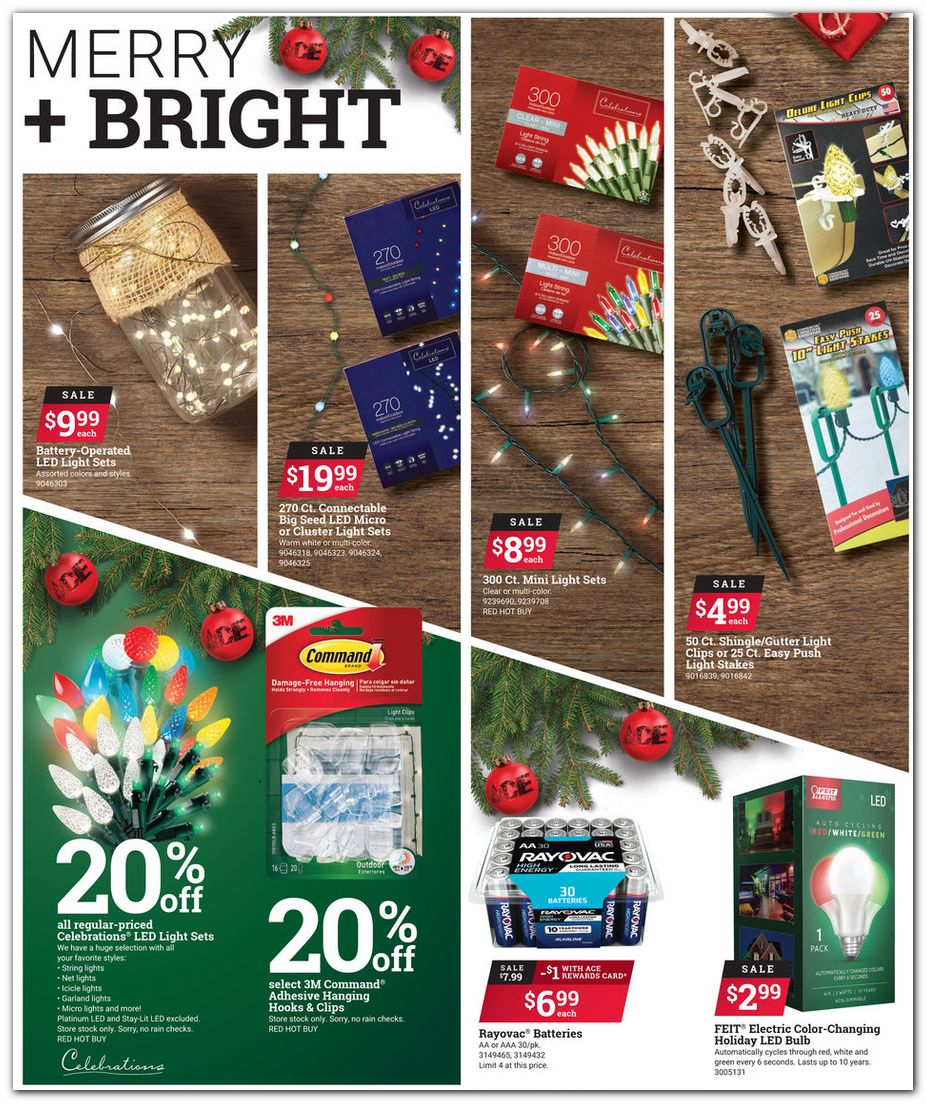 Ace Hardware Black Friday 2020 Page 10