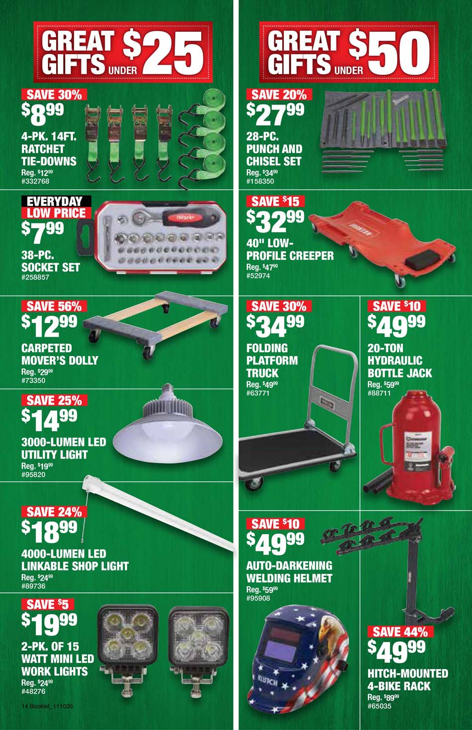 Northern Tool Black Friday 2020 Page 6