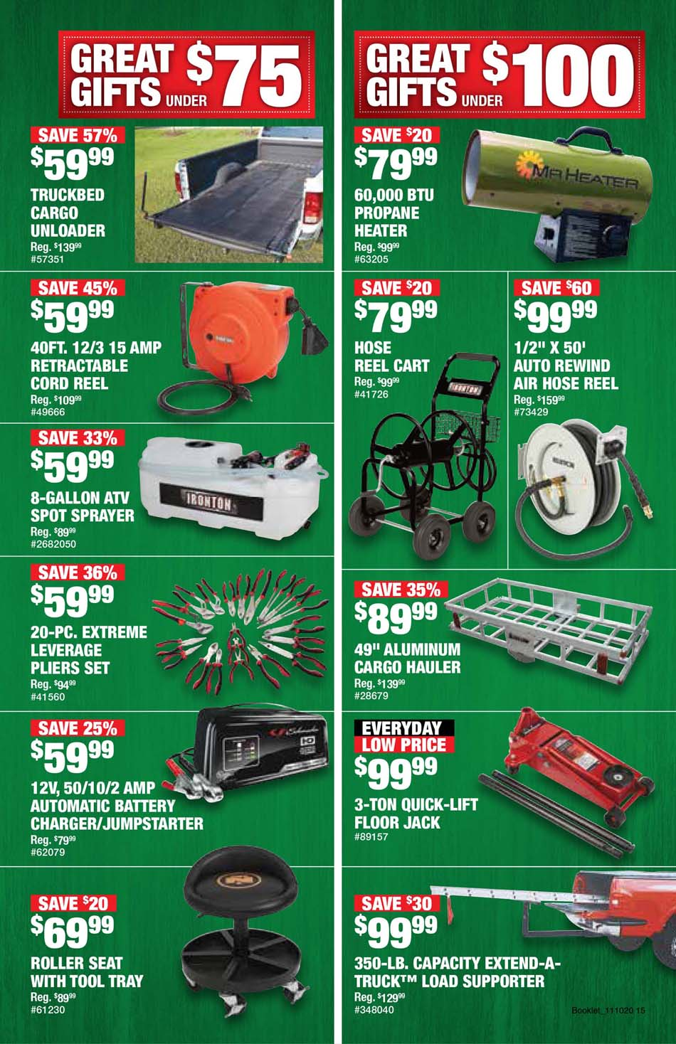 Northern Tool Black Friday 2020 Page 7