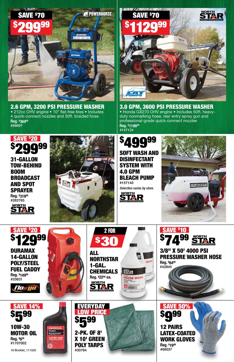 Northern Tool Black Friday 2020 Page 10