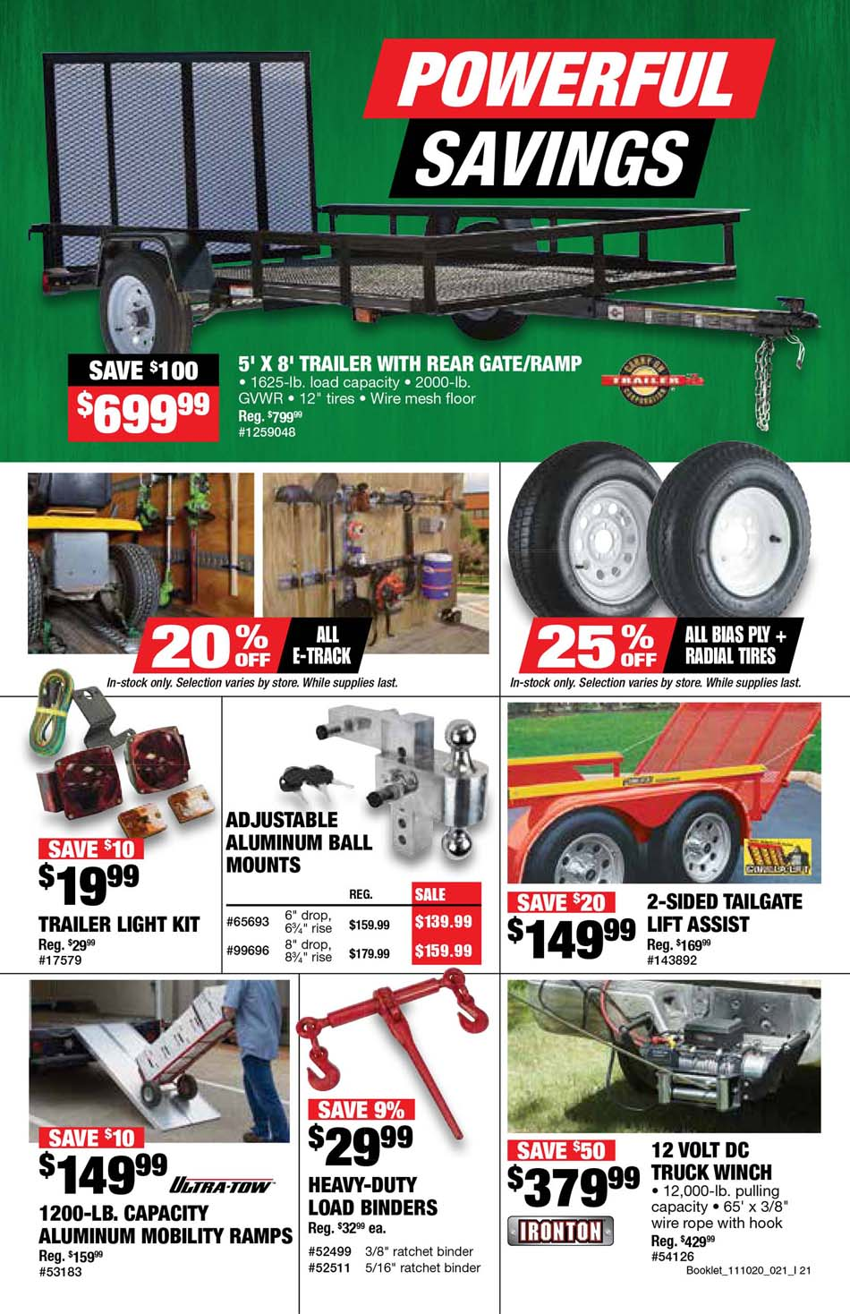 Northern Tool Black Friday 2020 Page 13