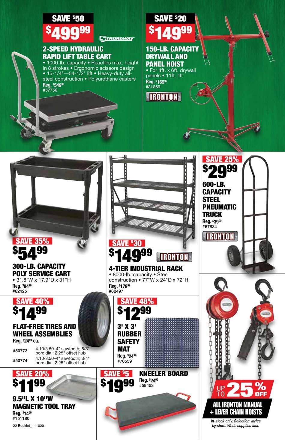 Northern Tool Black Friday 2020 Page 14
