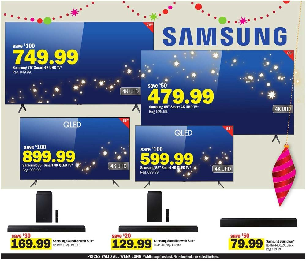 Meijer Black Friday 2020 Page 2