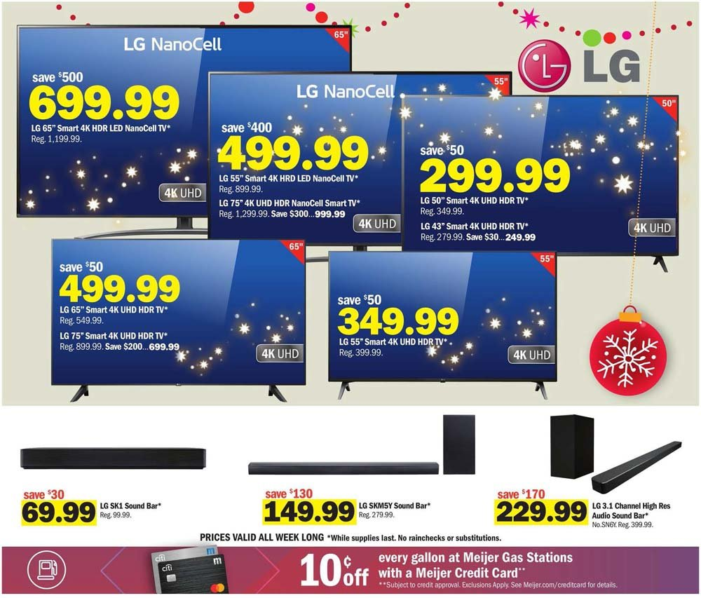 Meijer Black Friday 2020 Page 3