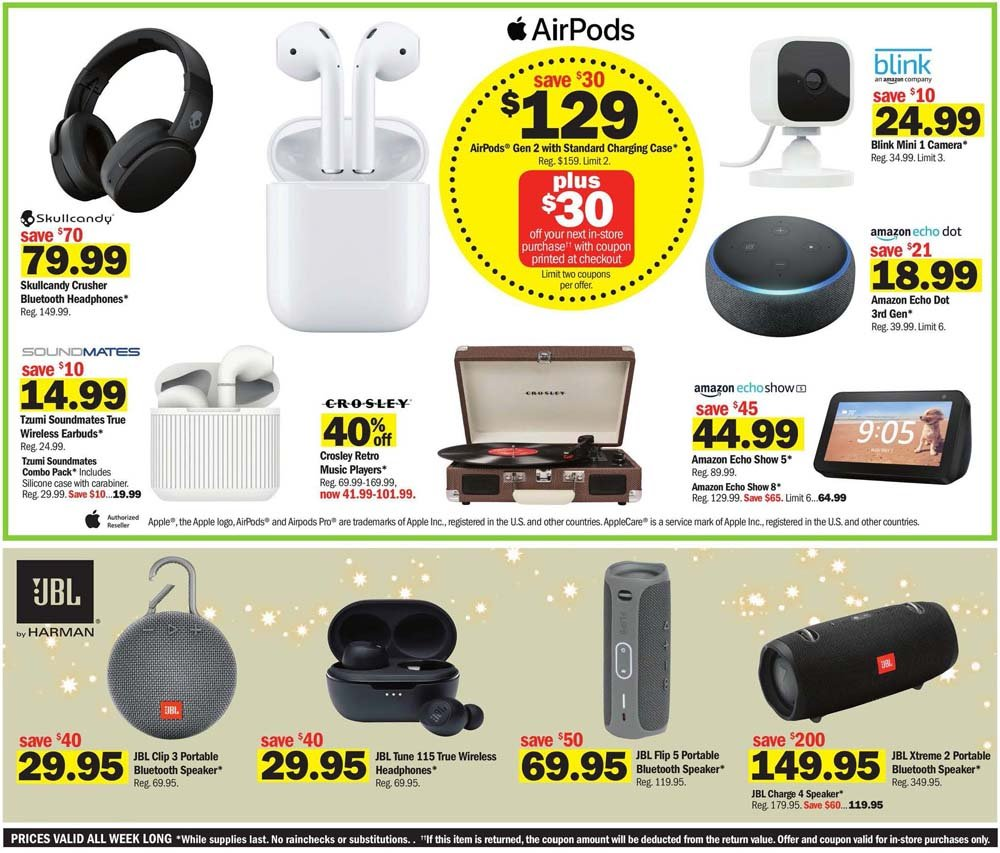 Meijer Black Friday 2020 Page 5