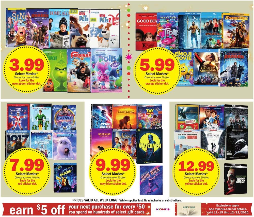 Meijer Black Friday 2020 Page 7