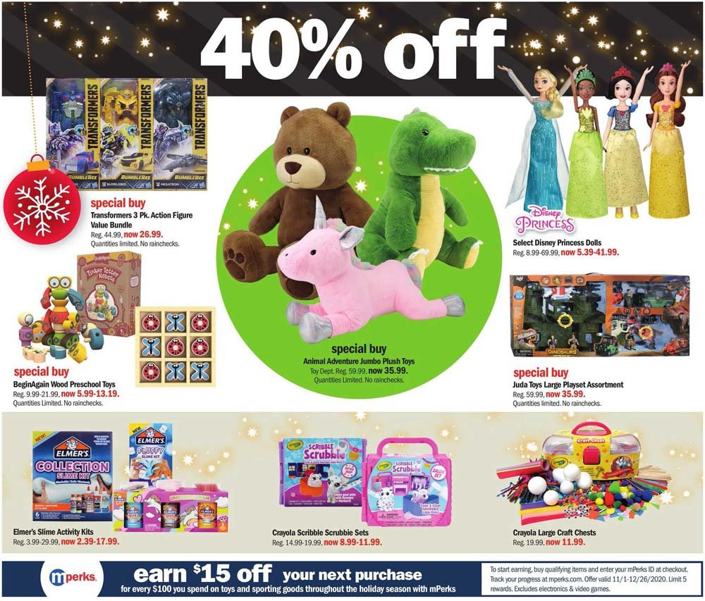 Meijer Black Friday 2020 Page 13
