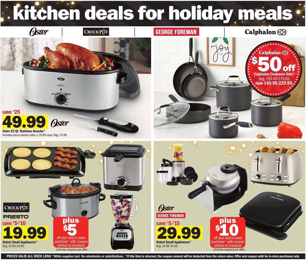 Meijer Black Friday 2020 Page 25
