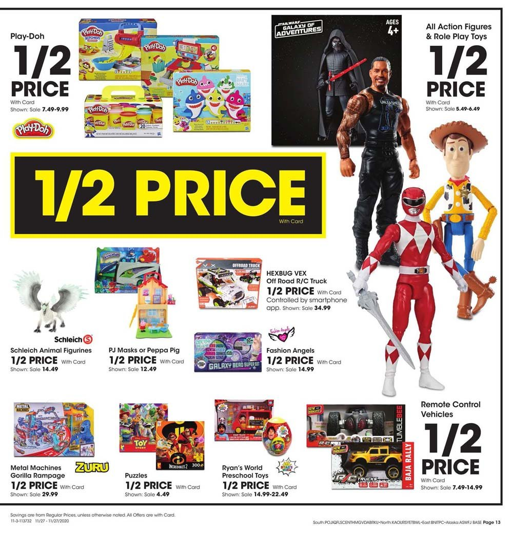 Fred Meyer Black Friday 2020 Page 13