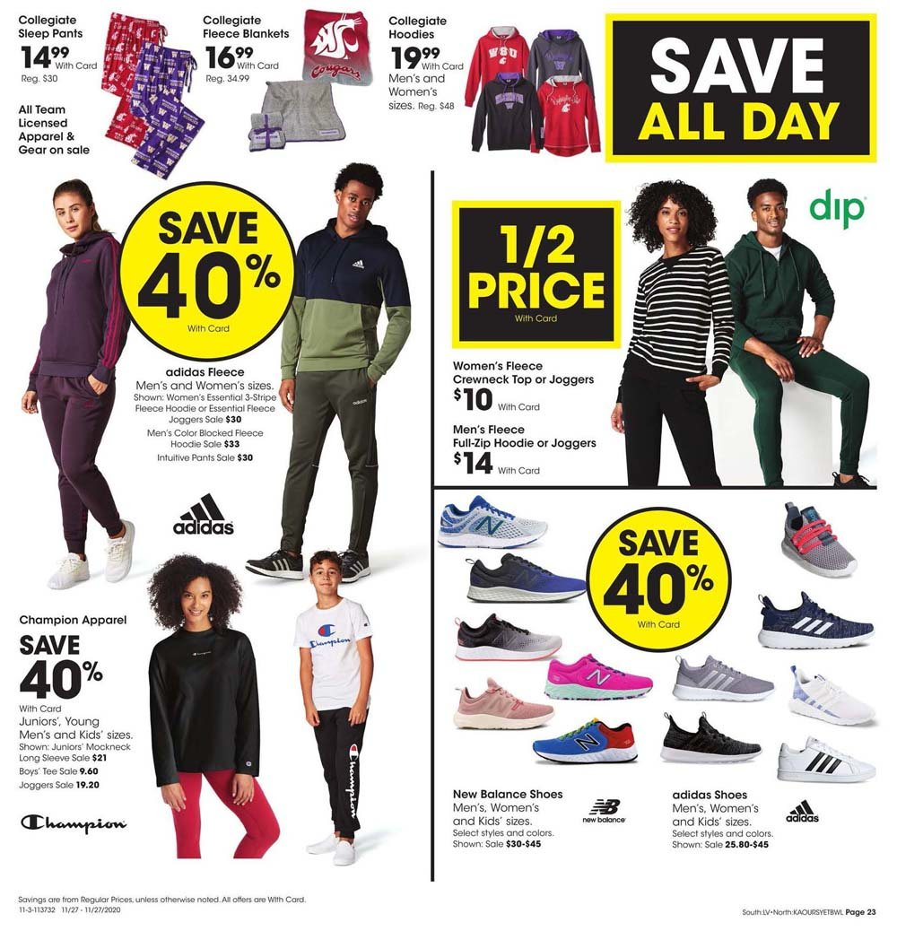 Fred Meyer Black Friday 2020 Page 23