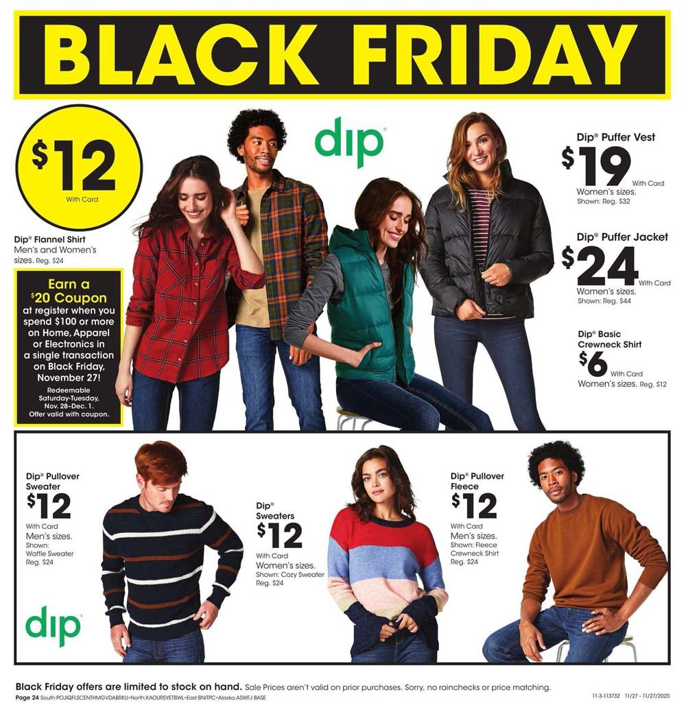 Fred Meyer Black Friday 2020 Page 24