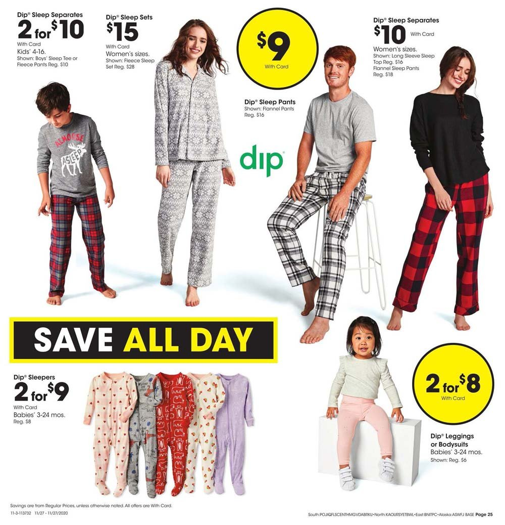 Fred Meyer Black Friday 2020 Page 25