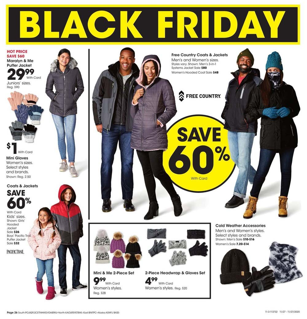 Fred Meyer Black Friday 2020 Page 26