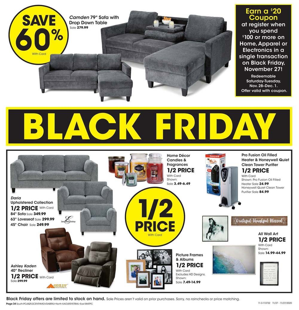 Fred Meyer Black Friday 2020 Page 34